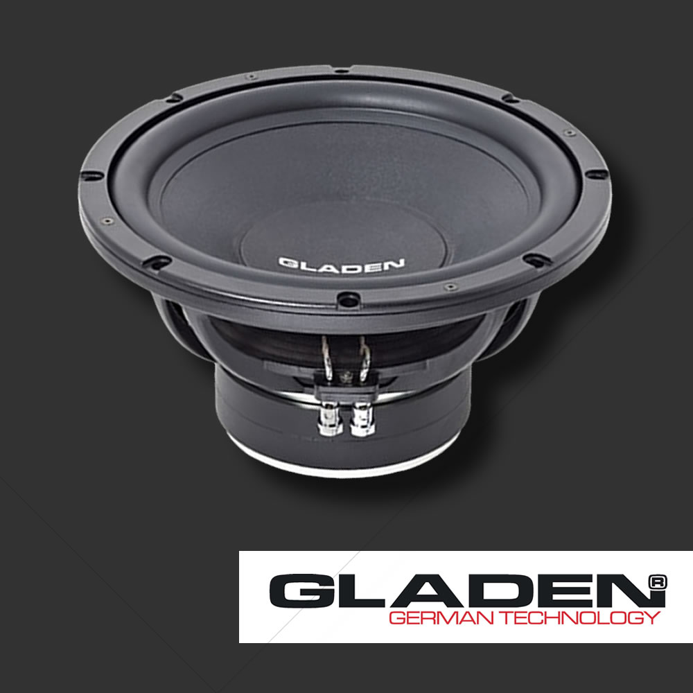 Gladen Mosconi UK Car Audio Subwoofers Amplifiers Speakers DSPs